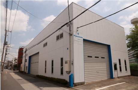 開発工場を支える第二工場